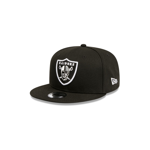 Oakland Raiders Black Youth 9fifty | New Era Cap