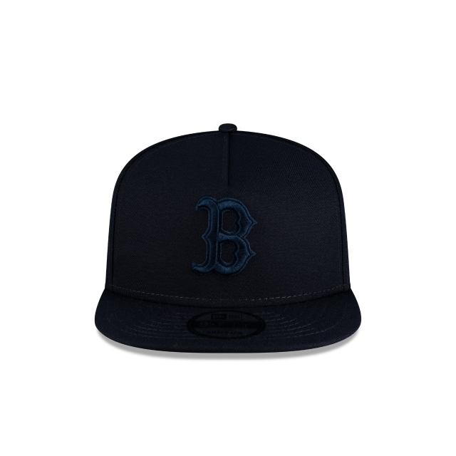 Boston Red Sox Tonal Navy A-frame 9FIFTY | Boston Red Sox Hats | New Era Cap
