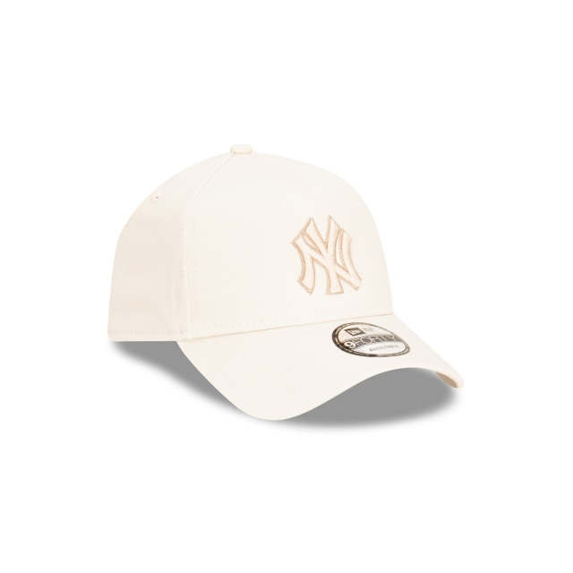 New York Yankees Tonal Detailing Stone 9FORTY A-frame | New York Yankees Hats | New Era Cap