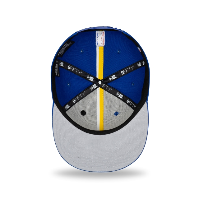 Golden State Warriors Nba Authentics Draft Series 9fifty | Golden State Warriors Basketball Caps | New Era Cap