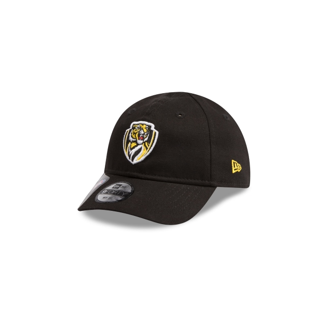 Richmond Tigers Black My 1st Infant 9forty | Richmond Tigers Caps | New Era Cap