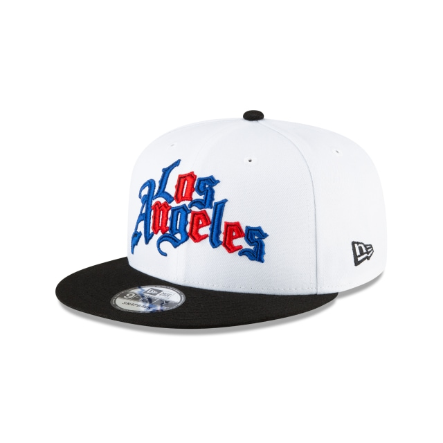 Los Angeles Clippers NBA City Edition Alt Official Team Colours 9FIFTY Snapback | Los Angeles Clippers Hats | New Era Cap