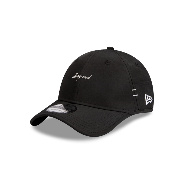 Collingwood Magpies Black AFLw Script Forty9 | Collingwood Magpies Hats | New Era Cap