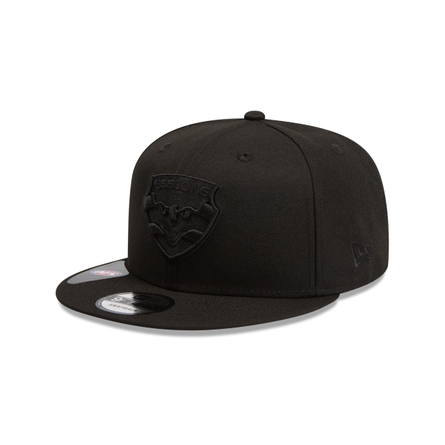 Geelong Cats Black 9fifty | New Era Cap