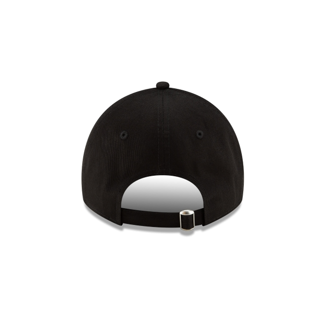 Tyshawn Jones Black 9TWENTY | Tyshawn Jones X New Era Hats | New Era Cap