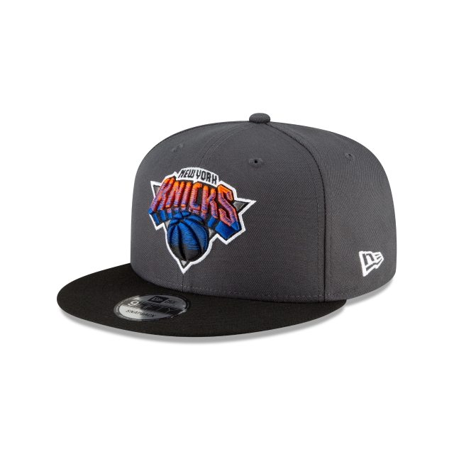 New York Knicks NBA City Edition Alt Official Team Colours 9FIFTY Snapback | New York Knicks Hats | New Era Cap
