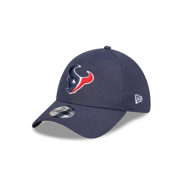 Houston Texans Team Colour 39THIRTY | Houston Texans Hats | New Era Cap