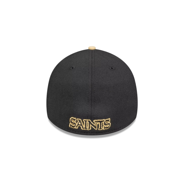 New Orleans Saints Team Colour 39THIRTY | New Orleans Saints Hats | New Era Cap