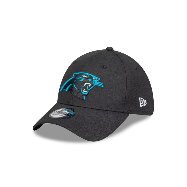 Carolina Panthers Team Colour 39THIRTY | Carolina Panthers Hats | New Era Cap