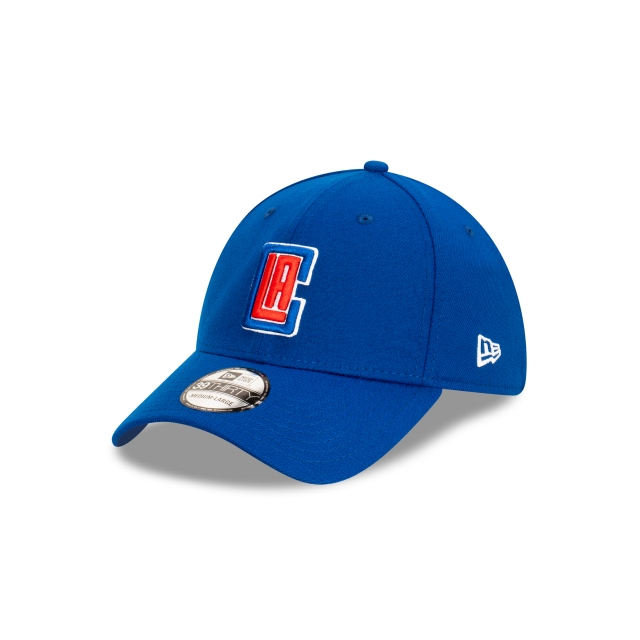 Los Angeles Clippers Official Team Colours 39THIRTY | Los Angeles Clippers Hats | New Era Cap