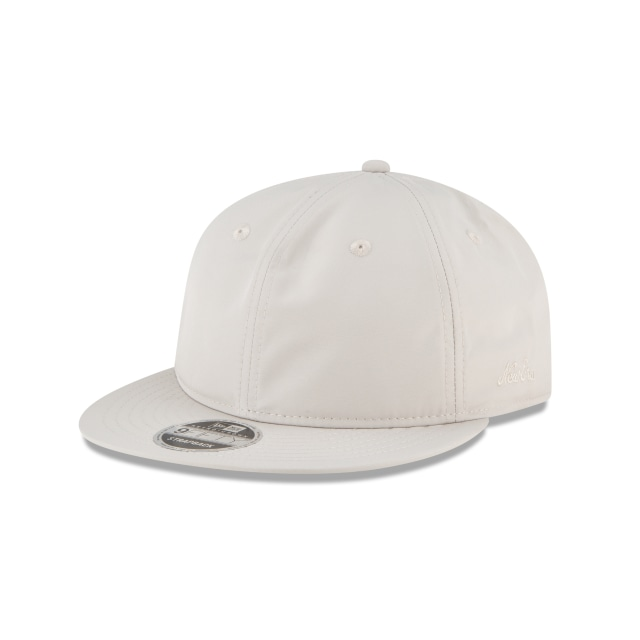 Fear Of God Essentials Beluga Retro Crown 9FIFTY Strapback | Fear Of God Essentials Hats | New Era Cap