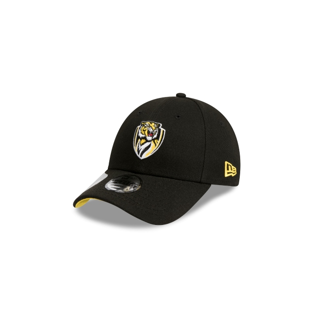 Richmond Tigers Black Youth 9forty | New Era Cap