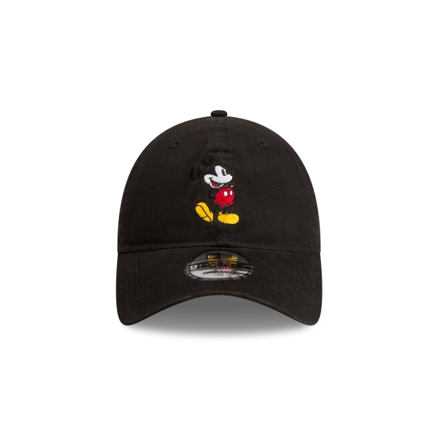 Mickey Mouse Black 9twenty | Cus 920 Caps | New Era Cap