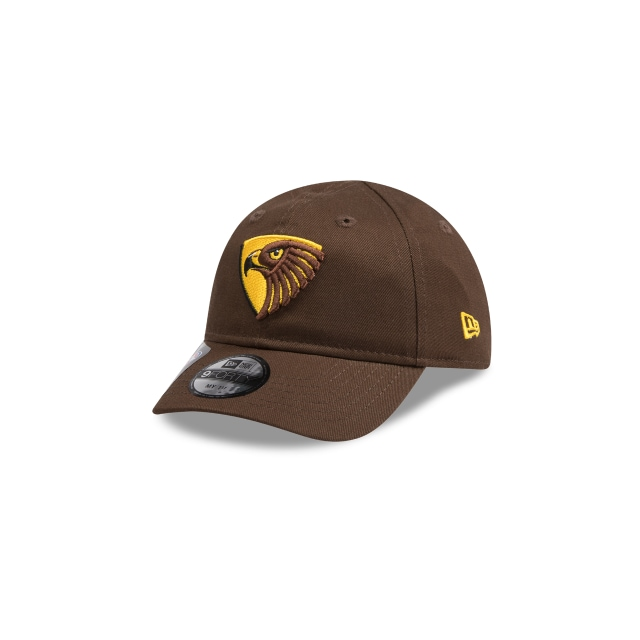 Hawthorn Hawks Brown My 1st 9forty | New Era Cap