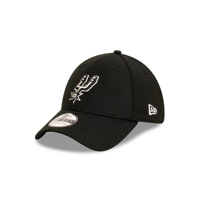 San Antonio Spurs Official Team Colours 39THIRTY | San Antonio Spurs Hats | New Era Cap