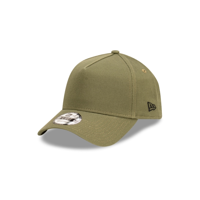 New Era Essentials Olive 940 A-frame  | New Era Essentials Hats | New Era Cap