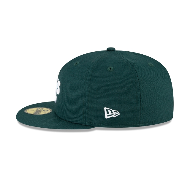 Oakland Athletics World Series Side Patch 59FIFTY Fitted | Oakland Athletics Hats | New Era Cap