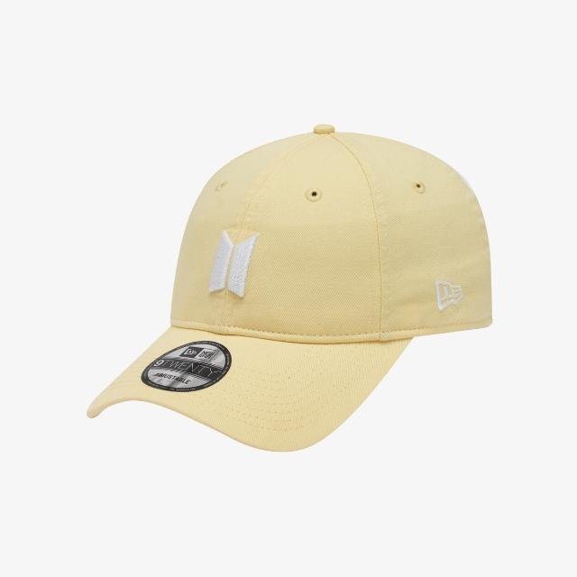 New Era X Bts Yellow 9TWENTY | Bts Hats | New Era Cap