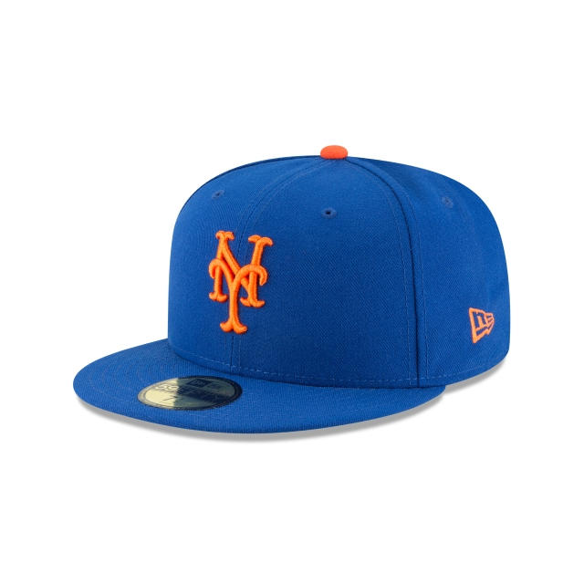 New York Mets Authentic Collection 59FIFTY Fitted | New York Mets Hats | New Era Cap