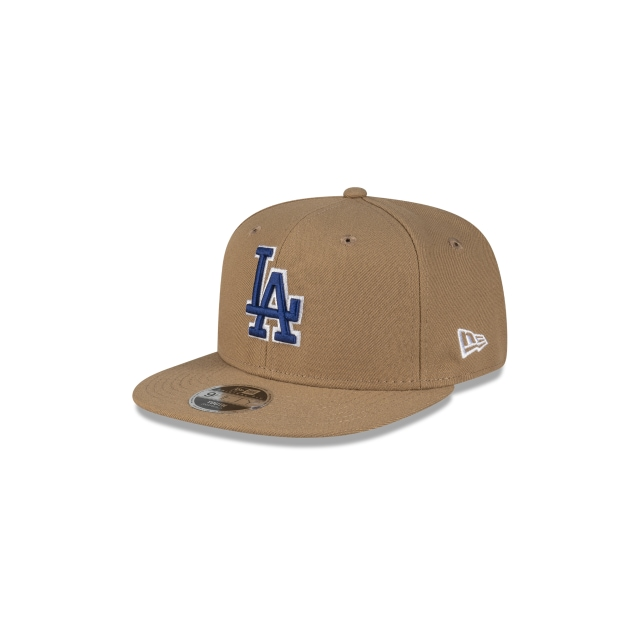 Los Angeles Dodgers Youth Team Khaki Original Fit 9fifty | New Era Cap