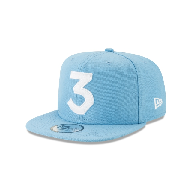 Chance The Rapper Sky Blue High Crown 9fifty | New Era Cap