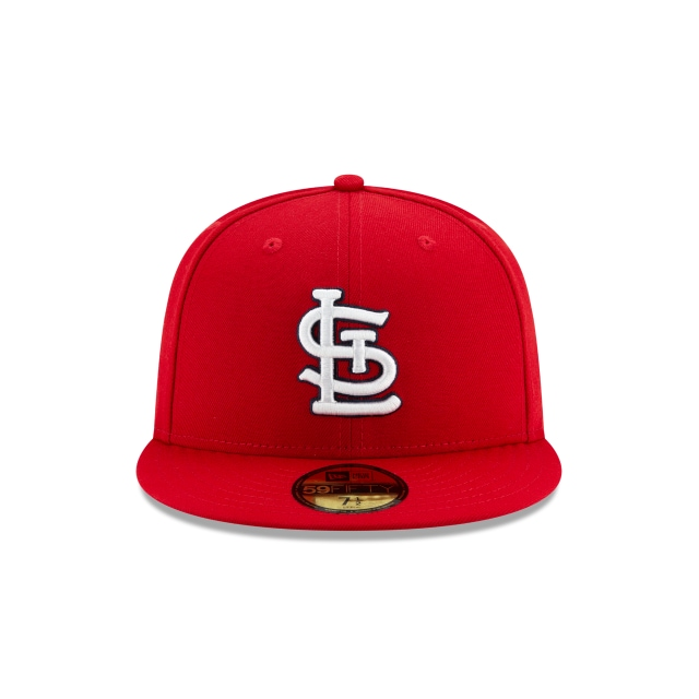 St. Louis Cardinals  Authentic Collection Game 59FIFTY Fitted | St. Louis Cardinals Hats | New Era Cap