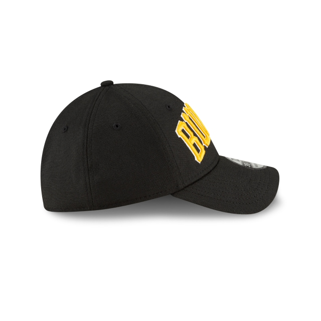 Pittsburgh Pirates 2020 MLB Ligature Official Team Colours 39THIRTY Stretch Fit | Pittsburgh Pirates Hats | New Era Cap