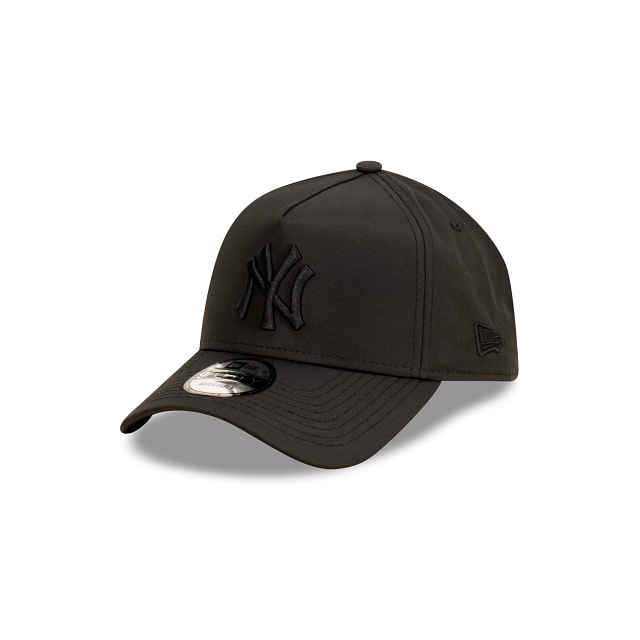 New York Yankees Black Prolight 9FORTY A-frame | New York Yankees Hats | New Era Cap