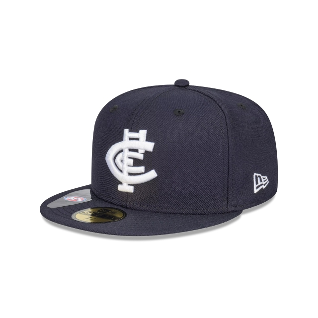 Carlton Blues Team Colour 59fifty Fitted | New Era Cap