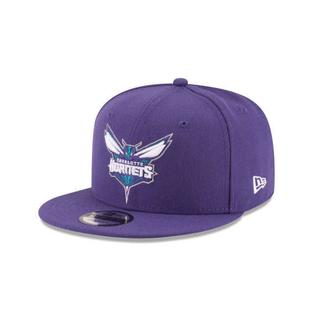 Charlotte Hornets Official Team Colour 9fifty Snapback | New Era Cap