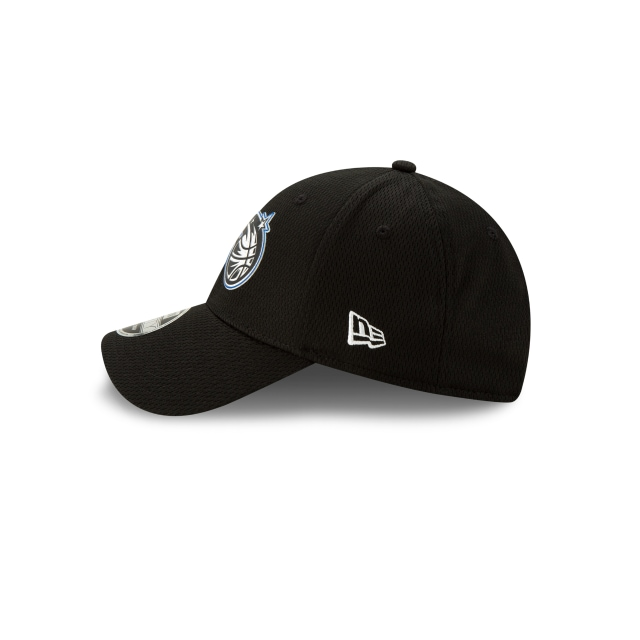 Orlando Magic NBA Authentics Back HaLF Series Black Stretch Snap 9FORTY | Orlando Magic Hats | New Era Cap
