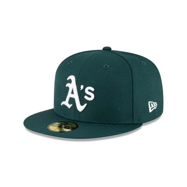 Oakland Athletics Pink Undervisor 59FIFTY Fitted | Oakland Athletics Hats | New Era Cap