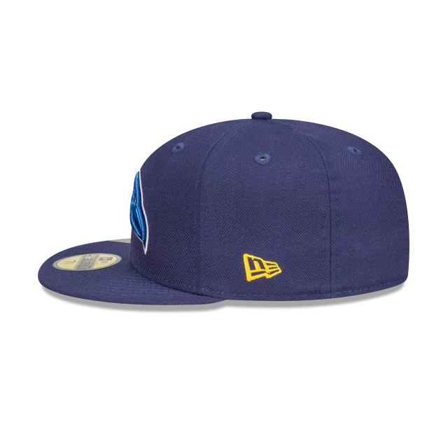 Adelaide Crows Team Colour 59FIFTY Fitted | Adelaide Crows Hats | New Era Cap