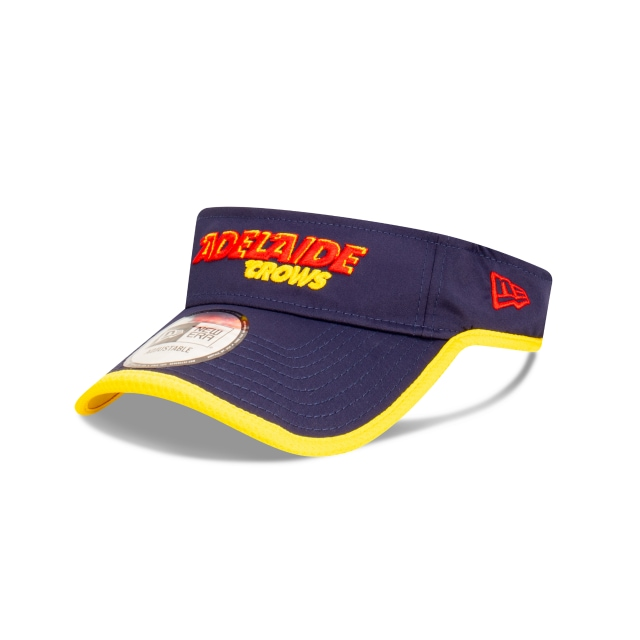 Adelaide Crows 2021 AFLw Official On Field Visor | New Era Cap