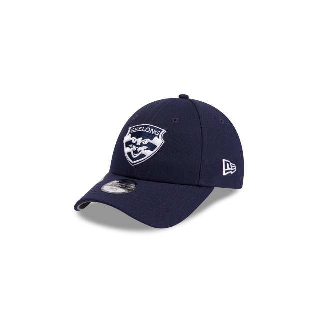 Geelong Cats Light Navy Youth 9forty | New Era Cap
