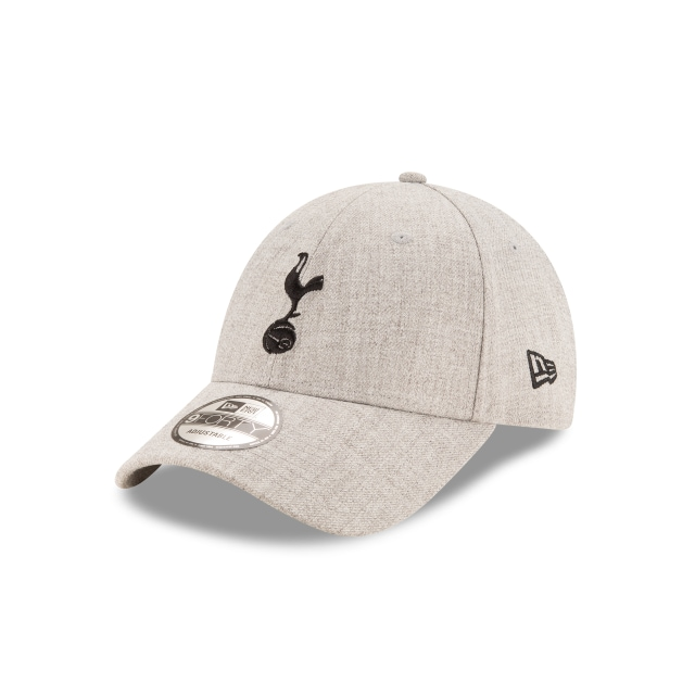 Tottenham Hotspur Heather Grey 9forty | New Era Cap