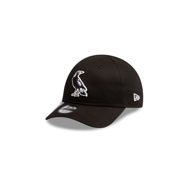 Collingwood Magpies Black My 1st Infant 9forty | New Era Cap