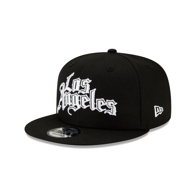 Los Angeles Clippers NBA City Edition 9FIFTY Snapback | Los Angeles Clippers Hats | New Era Cap