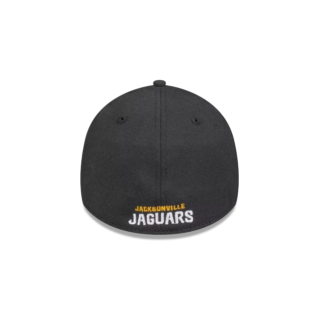 Jacksonville Jaguars Team Colour 39THIRTY | Jacksonville Jaguars Hats | New Era Cap