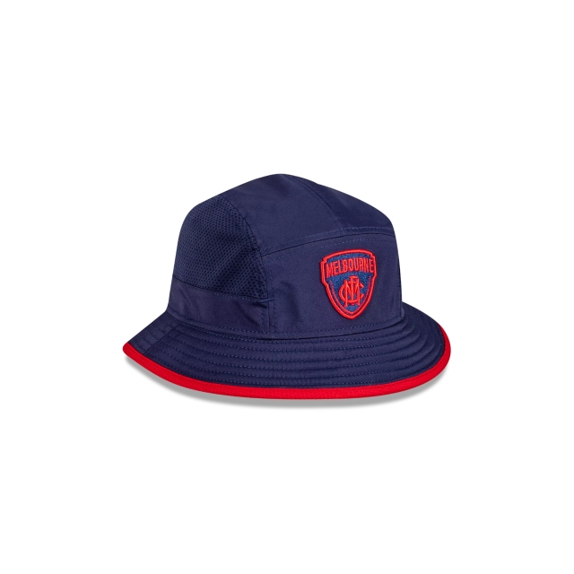 Melbourne Demons 2021 On Field Sport Bucket | Melbourne Demons Hats | New Era Cap