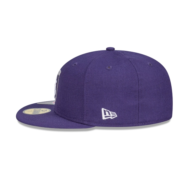 Fremantle Dockers Team Colour 59FIFTY Fitted | Fremantle Dockers Hats | New Era Cap