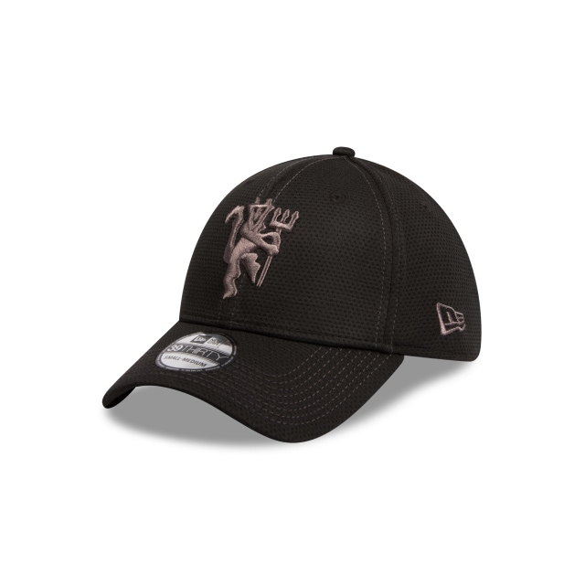 Manchester United Devil Black Mesh 39THIRTY | Manchester United Hats | New Era Cap