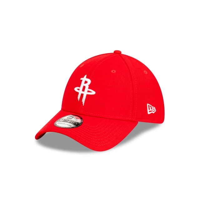 Houston Rockets Official Team Colours 39THIRTY | Houston Rockets Hats | New Era Cap