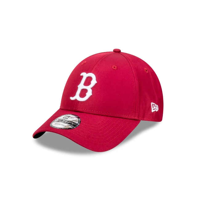 Boston Red Sox Cardinal Red 9FORTY | New Era Cap