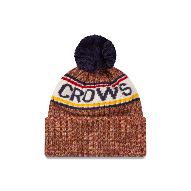 Adelaide Crows Authentic Team Cuff Knit Beanie | Adelaide Crows Hats | New Era Cap
