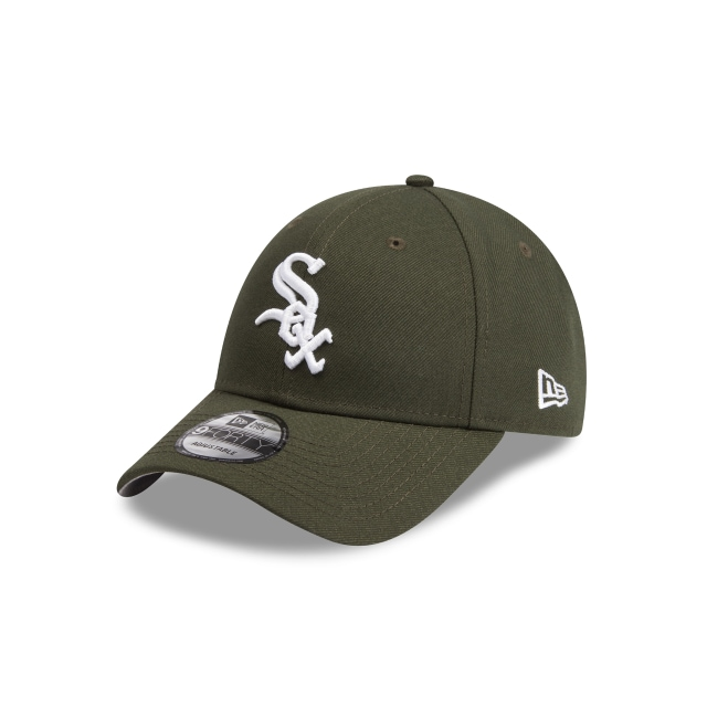 Chicago White Sox Dark Seaweed 9forty | New Era Cap