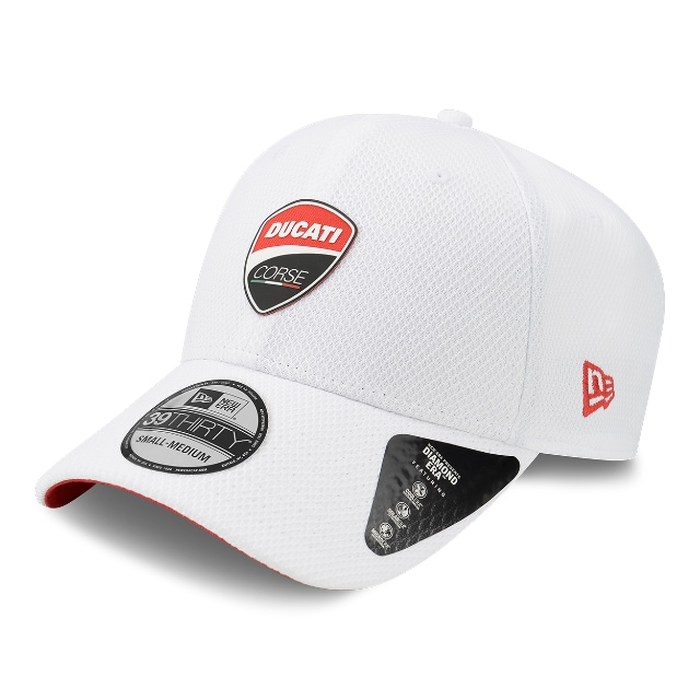 Ducati White Diamond Era Badge 39thirty | New Era Cap