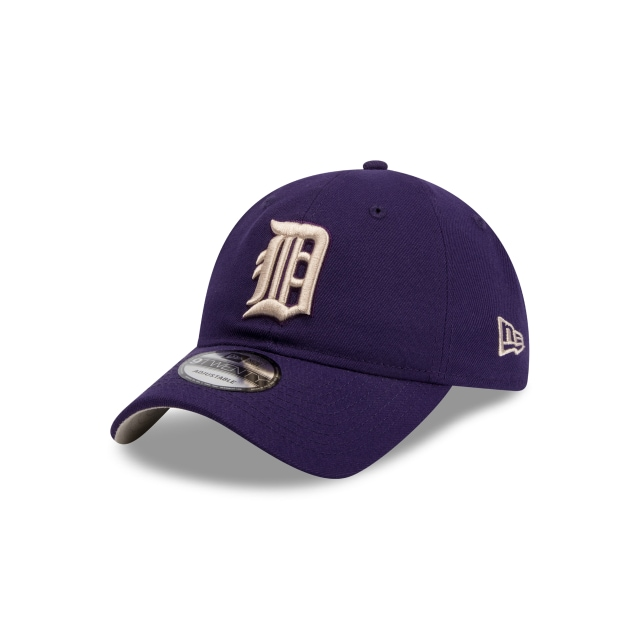Detroit Tigers Cooperstown Purple 9twenty | New Era Cap