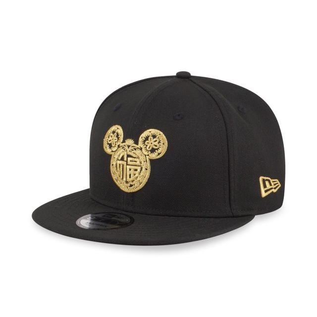 Mickey Mouse Chinese New Year Black 9fifty | New Era Cap