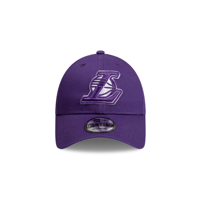 Los Angeles Lakers Purple Team Pop 9forty | Los Angeles Lakers Basketball Caps | New Era Cap